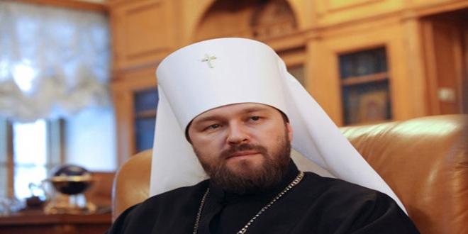 Le patriarche Hilarion: L'Eglise russe entend ouvrir un centre en Syrie pour aider les enfants atteints par la guerre et les blessés de guerre
