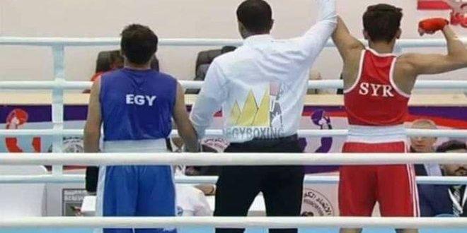 Deux médailles d'or, 2 d'argent et 5 de bronze pour les boxeurs syriens au championnat arabe