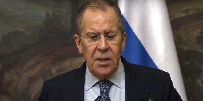 Lavrov : Les terroristes déployés à Idleb continuent leurs provocations et ils doivent être éliminés