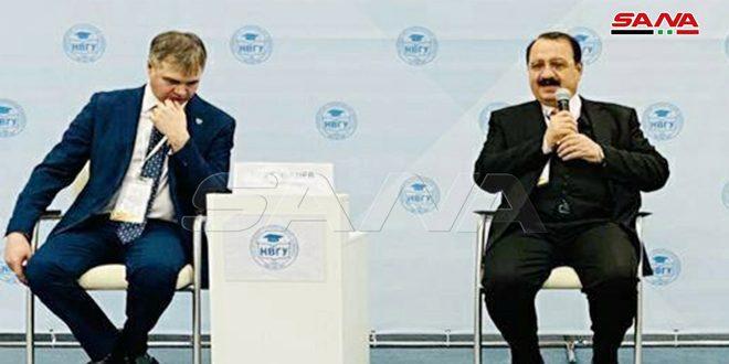 L'ambassadeur Haddad: Le soutien aux terroristes en Syrie est la plus grande erreur commise contre l'humanité