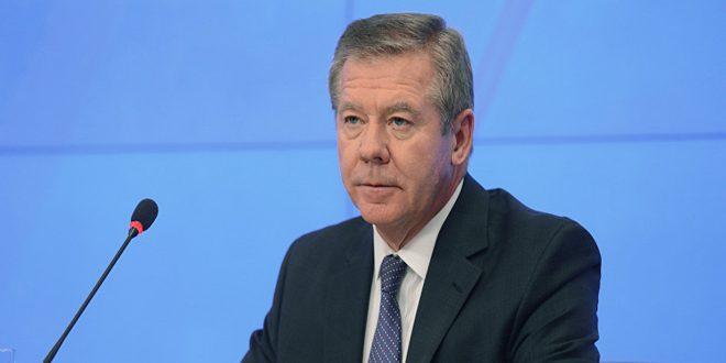 Gatilov: L'escalade de la situation à Idleb est un résultat direct des provocations des terroristes