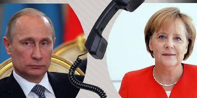 Poutine souligne la nécessité de faire face à la menace terroriste et de préserver l'unité et la souveraineté de la Syrie