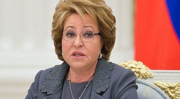 Matvienko: Personne ne peut empêcher la Syrie de libérer ses territoires des terroristes