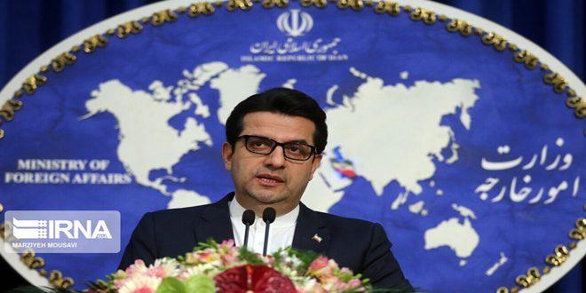 Téhéran: Les mesures coercitives imposées à la Syrie sont illégales et il faut les annuler immédiatement