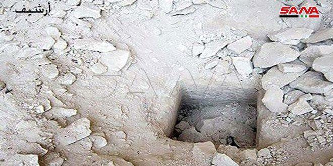 Les mercenaires de l'occupant turc mènent des fouilles archéologiques pour voler les antiquités dans la ville d'Ifrine