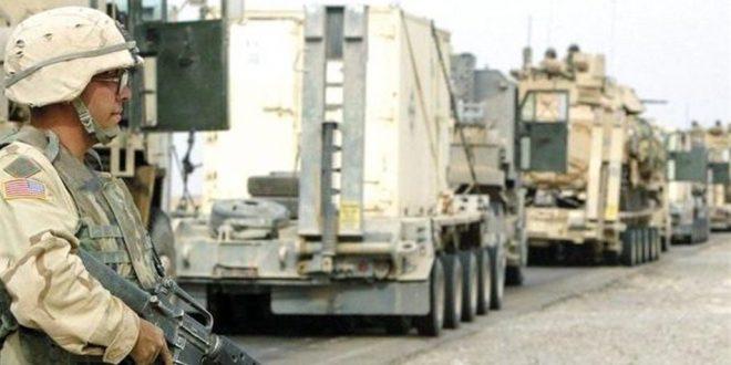 Une explosion vise un convoi des forces de la «Coalition internationale » au nord de la capitale irakienne