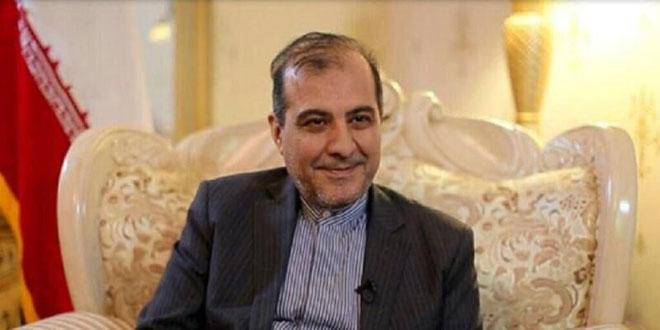 Iran: Les forces d'occupation américaines doivent sortir de la Syrie