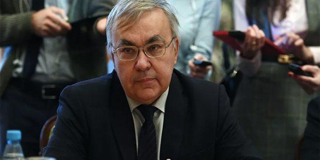 Vershinin: La réunion des pays garants du processus d'Astana aura lieu en Iran lorsque les conditions sanitaires le permettront