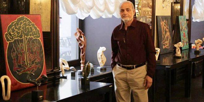 La première exposition électronique syrienne d'art plastique en Ukraine