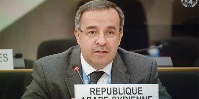 Le conseil exécutif de l'OMS rejette la tentative de l'entité israélienne d'annuler un article sur la situation sanitaire sur les territoires palestiniens et au Golan syrien occupé