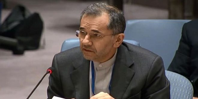 Rawanji appelle à lever l'embargo unilatéral imposé à la Syrie