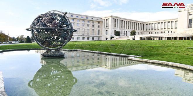Le Comité de débat de la Constitution poursuit les réunions de son 5e round à Genève