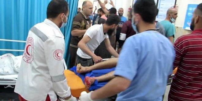 88 Palestiniens tombent en martyr dans l'agression israélienne contre la bande de Gaza