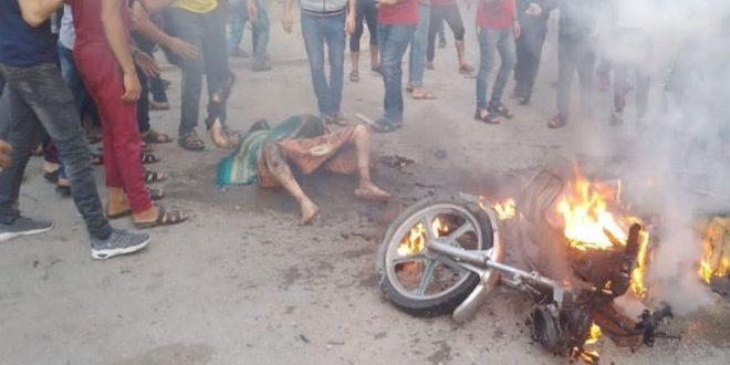 21 Palestiniens tombent en martyr dans un bombardement israélien contre Beit Hanoun