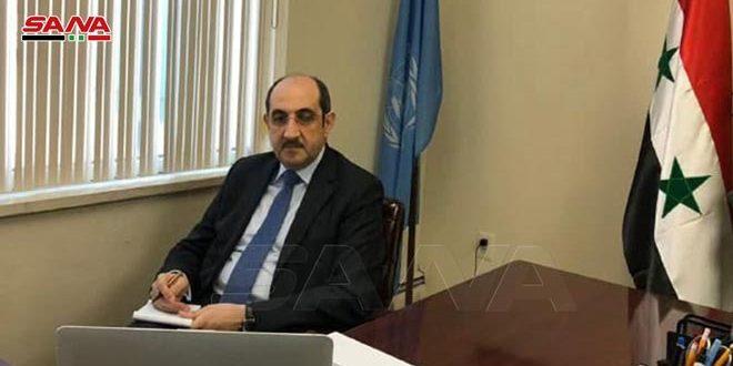 Damas affirme que les agressions israéliennes répétées contre la Syrie menacent la stabilité de la région et la paix internationale