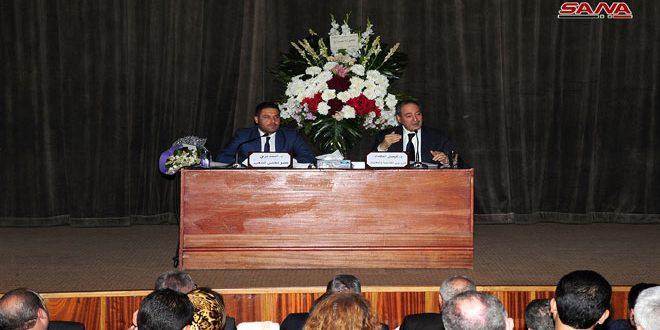 אלמוקדאד הדגיש כי סוריה מוחייבת בביטחון ובשלום הבינלאומים