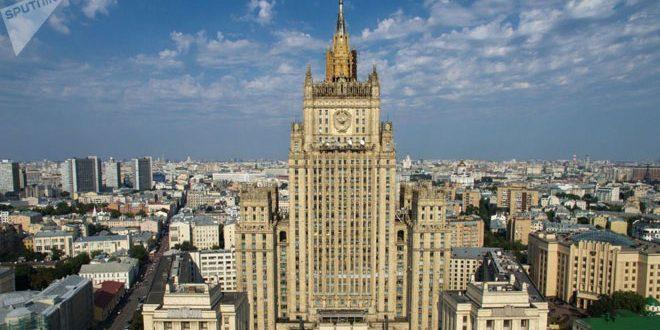 משרד החוץ הרוסי .. ארגון מניעת הפצת נשק כימי הפך לכלי גיאו-פוליטי להשגת אנטרסיהן של כמה מדינות