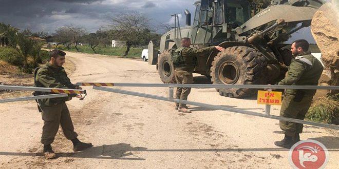 כוחות הכיבוש הישראלי מתגבירים את כוחותיהם בקצוות רצועת עזה