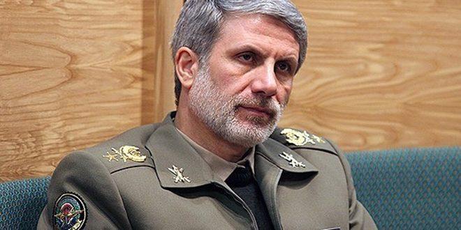 שר ההגנה האיראני …החלטת טראמפ על הגולן ועל אלקודס הקדמה לערעור היציבות באזור