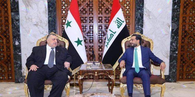 סוריה תפנה מחר לוועידה הפרלמנטרית של שכנות עיראק .. סבאע': מקווים שהמאורע יניב את פירותיו