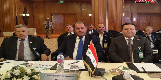 וועידת העבודה הערבית מגנה את הכרזת טראמפ בנושא הגולן הסורי הכבוש