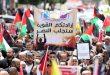 צעדות סולדריות ברחבי הגדה המערבית נגד הפרות שלטונות הכיבוש לזכויות האסירים