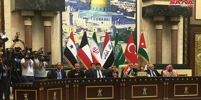 הפרלמנטים של המדינות השכנות לעיראק מדגישים את המאבק בטרור על כל צורותיו