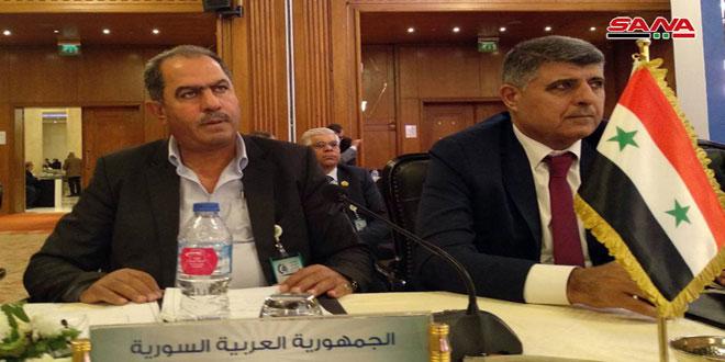 אל-קאדרי: בני עמינו ופועלינו ימשיכו בשיקום מה שנהרס על ידי הטרור