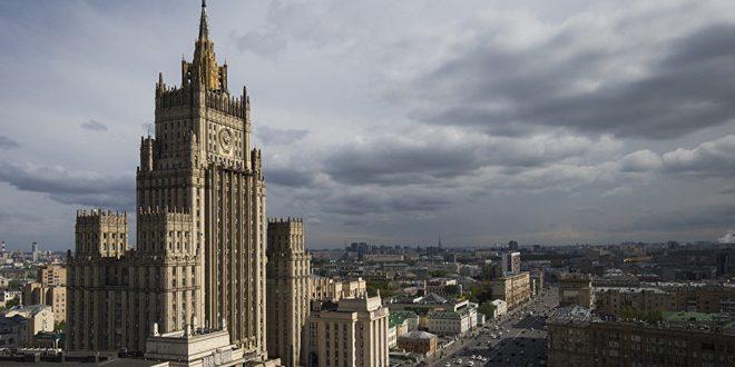 מוסקבה : וושינגטון סומכת על הטרוריסטים מבחינת טענות השימוש בנשק כימי בסוריה