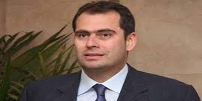 חבר הפרלמנט הלבנוני הדגיש כי מלחמת הטרור נגד סוריה לא תמנע אותה מהניצחון