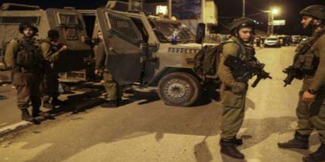 הכוחות הישראליים עצרו 8 פלסטינים בגדה המערבית