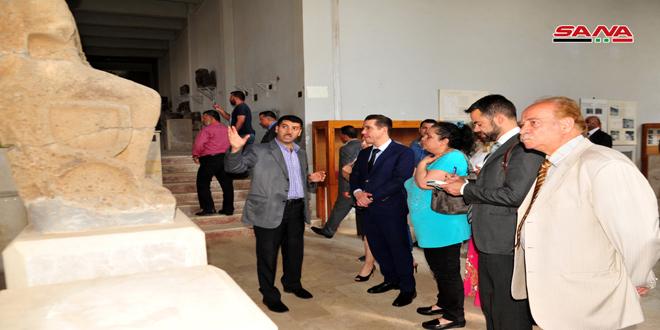 השגריר הברזילי באל-סו'ידאא : אנחנו דואגים להדוק היחסים בין סוריה לברזיל