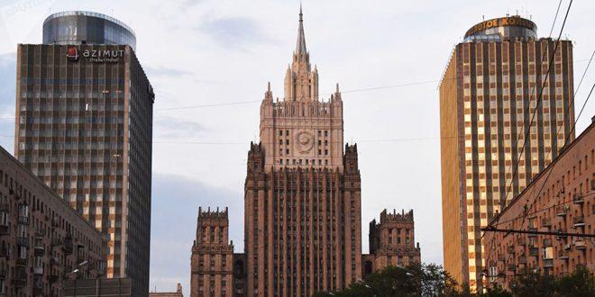 משרד החוץ הרוסי : הוועדה הרוסית/מצרית תדון במצב בסוריה ובאזור