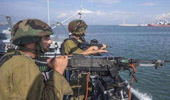 ספינות המלחמה של ישראל תקפו את הדייגים הפלסטינים בצפון הרצועה