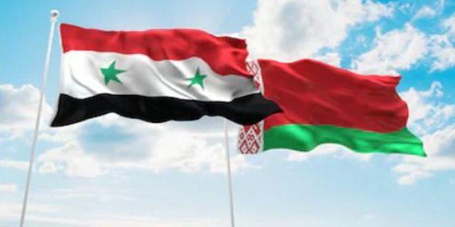 אל-מועלם פתח בבקור רשמי בבילרוס לפי הזמנתו של עמיתו הבילרוסי