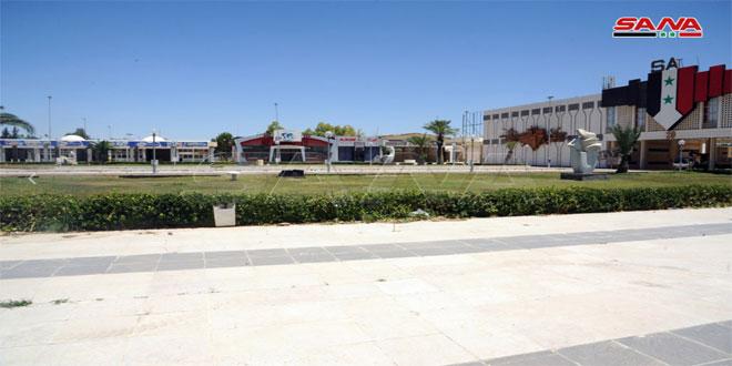 """25 חברות לתעשיות קימיקלים תופסות כעת 650 מ""""מ משטח יריד דמשק הבינ""""ל"""