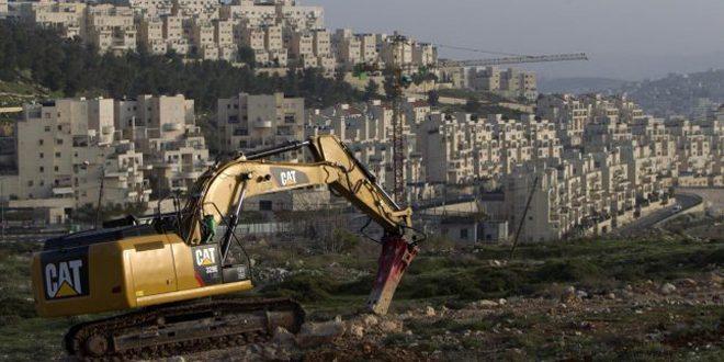 תוכנית התנחלותית חדשה בשטחים הפלסטינים סמוך לשכם