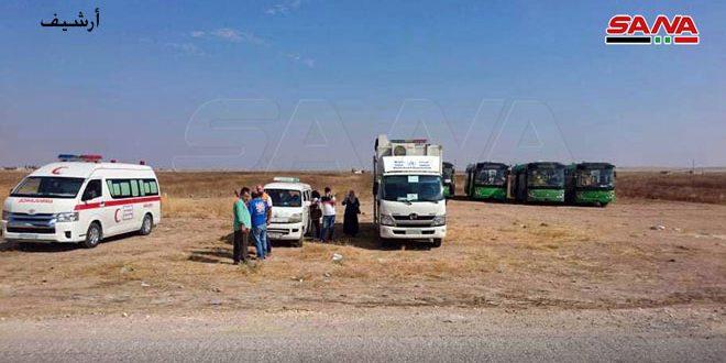 הטרוריסטים של א-נוסרה תקפו את סביבות מעבר אבו א-דהור