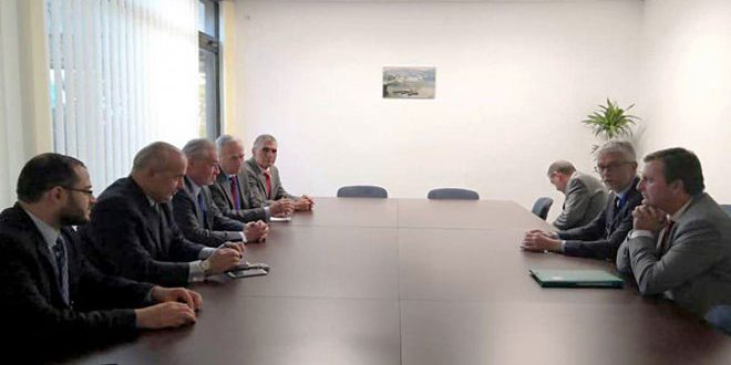 """משלחת מועצת העם לעצרת הכללית ה-141 של ההתאחדות הפרלמנטרית הבינ""""ל נפגשה עם יו""""ר ההתאחדות ומשלחות צרפת ובריטניה"""