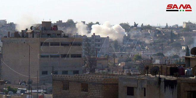 """הגנויים הערביים והבינ""""ל נמשכים על התוקפנות הטורקית על שטחי סוריה"""