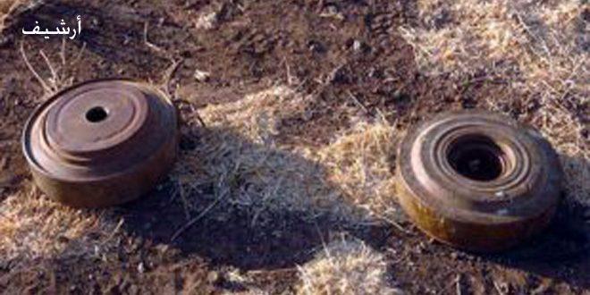 4 אזרחים נהרגו בהתפוצצות שני מוקשים בסביבות העיירה טיבת אל-אמאם בפרבר חמא