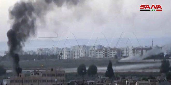 סטודנטי סוריה במצרים מחדשים את עמידתם לימין מולדתם להתמודד עם התוקפנות הטורקית