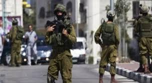הכוחות הישראליים פשטו על העיירה סבסטיה צפונית לשכם
