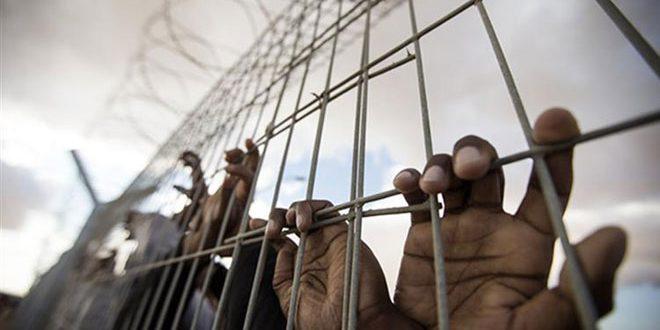 עצרת הזדהות בטולכרם עםהאסירים הפלסטינים שבבתי המעצר של הכיבוש