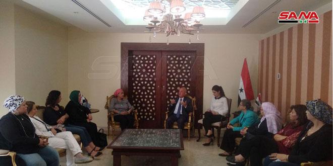 החזית הלאומית של הנשים במצריים גינתה את התוקפנות הטורקית בסוריה