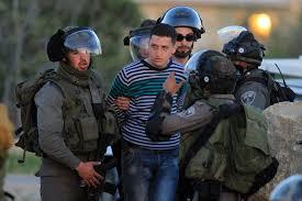 הכוחות הישראליים עצרו 17 פלסטינים בגדה המערבית