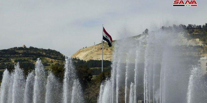 לרגל יום השנה של תנועת התיקון עומדים הסורים בתוקף מול התוקפנות והסגר