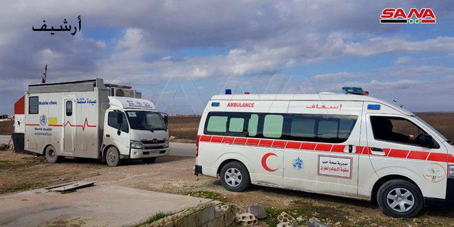 הטרוריסטים מונעים מהאזרחים לעזוב את אזורי פריסתם בפרברי אידליב וחאלב וללכת בכיוון המעברים ההומניטריים