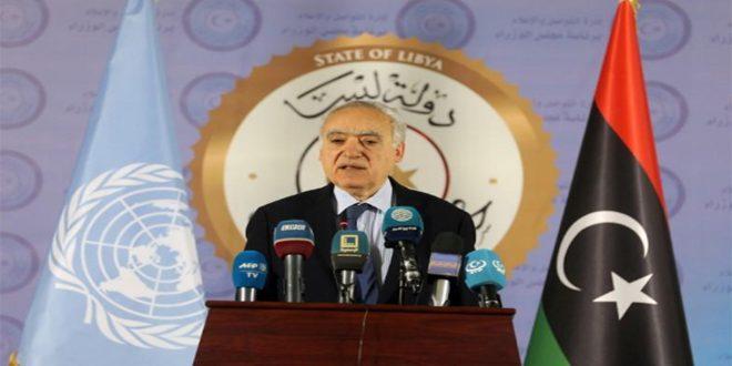 """שליח האו""""ם ללוב הדגיש כי קבוצות מטרוריסטי ארדואן באו מצפון סוריה"""