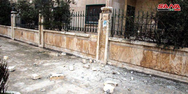ילד ושתי נשים נפלו ועוד 3 אזרחים נוספים נפצעו בהתקפה שבצעו הטרוריסטים נגד שכנות מגורים בעיר חלב
